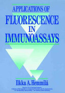 Applications Of Fluorescence In Immunoassays Book PDF