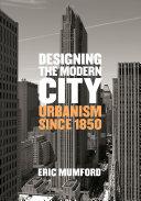 Designing the Modern City