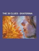 The 39 Clues   Ekaterina Book