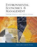 Environmental Economics & Management