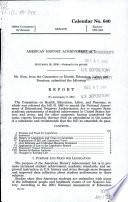 American History Achievement Act Book PDF