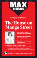 House on Mango Street  the  MAXNotes Literature Guides