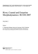 River, Coastal and Estuarine Morphodynamics: RCEM 2007, Two Volume Set