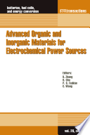 Advanced Organic and Inorganic Materials for Electrochemical Power Sources