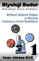 BİYOLOJİ BUDUR - BİYOLOJİ DERS NOTLARI 1