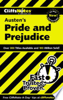 Cliffsnotes On Austen S Pride And Prejudice