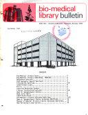 Bio Medical Library Bulletin