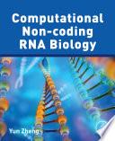 Computational Non coding RNA Biology