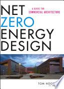 Net Zero Energy Design Book