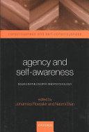 Agency and Self awareness