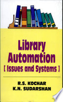 Library Automation Issues And Principles