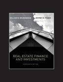Real Estate Finance   Investments Book