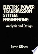 Electric Power Transmission System Engineering