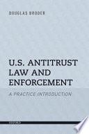U S  Antitrust Law and Enforcement