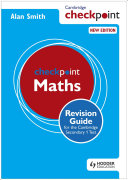 Books - Checkpoint Mathematicss Revision Guide For The Cambridge Secondary 1 Test | ISBN 9781444180718