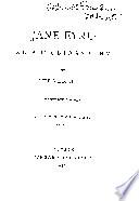 JANE EYRE: AN AUTOBIOGRAPHY. VOL. I.