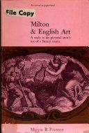 Milton   English Art