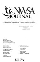 NWSA Journal Book
