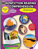 Nonfiction Reading Comprehension Science  Grade 4