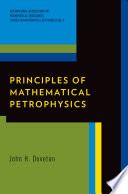 Principles of Mathematical Petrophysics