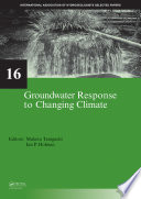 Groundwater Response to Changing Climate