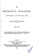Mechanics' Magazine and Journal of Science, Arts, and Manufactures