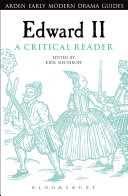 Edward II  A Critical Reader