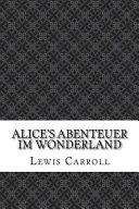 Alice's Abenteuer Im Wonderland