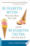 50 Diabetes Myths That Can Ruin Your Life Book PDF