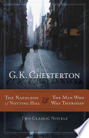 Free The Napoleon of Notting Hill Book