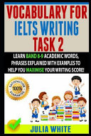 Vocabulary for Ielts Writing Task 2