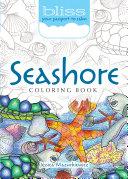 BLISS Seashore Coloring Book