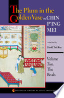 The Plum in the Golden Vase or  Chin P ing Mei  Volume Two Book PDF
