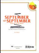 September to September