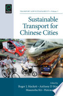 Sustainable Transport for Chinese Cities