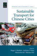 Sustainable Transport for Chinese Cities [Pdf/ePub] eBook