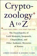 Pdf Cryptozoology A To Z