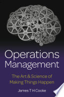 Operations Management The Art Science Of Making Things Happen Book PDF