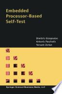 Embedded Processor Based Self Test
