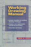 Working Drawing Manual Book