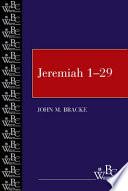 Jeremiah 1 29