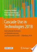 Cascade Use in Technologies 2018 Book
