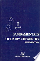 Fundamentals Of Dairy Chemistry Book PDF
