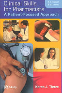 Clinical Skills for Pharmacists Book