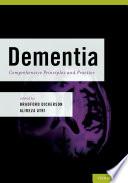 Dementia Book PDF