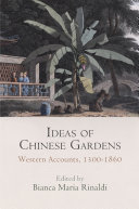 Ideas of Chinese Gardens