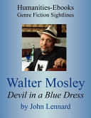 Walter Mosley, Devil in a Blue Dress Book