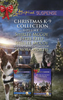 Christmas K 9 Collection Volume 1 Holiday Hero Rescuing Christmas Protecting Virginia Guarding Abigail