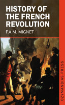 History of the French Revolution Book