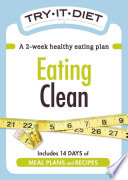 Try It Diet  Eating Clean Book